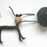 Гибкий шустрый котик изготовление 6