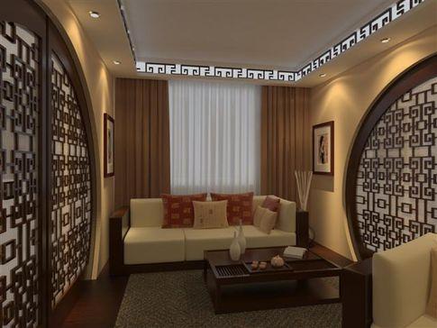 Интерьер зала в маленькой квартире - большие возможности ...