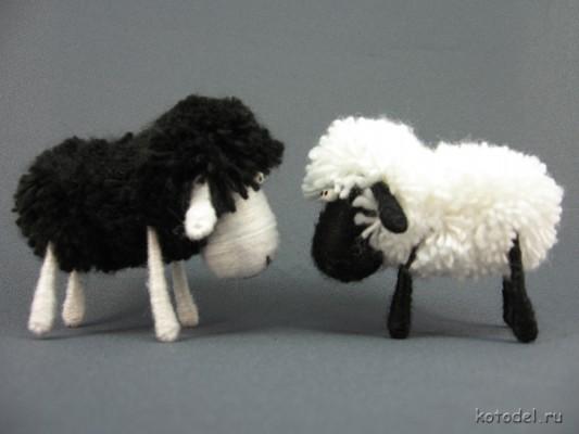 Милые овечки