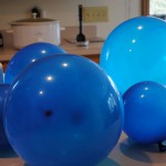 Надуваем шары