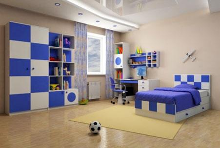 Комната для мальчика – идея и тема