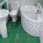 Выбор стиля ванной комнаты