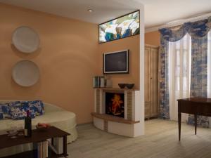 Объединение комнаты и кухни