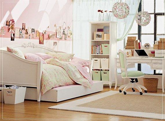 Дизайн комнаты для девушки: каким он должен быть и чего