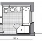 Идеи по интерьеру ванной в хрущевке