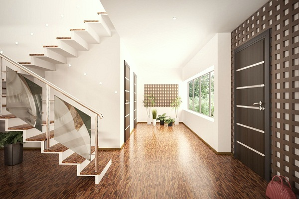 Фото дизайна холлов с лестницей