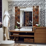 Примеры интерьера ванной комнаты