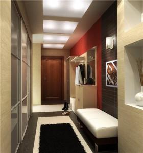 Дизайн коридора в маленькой квартирe