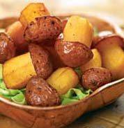 Грибок из картофеля