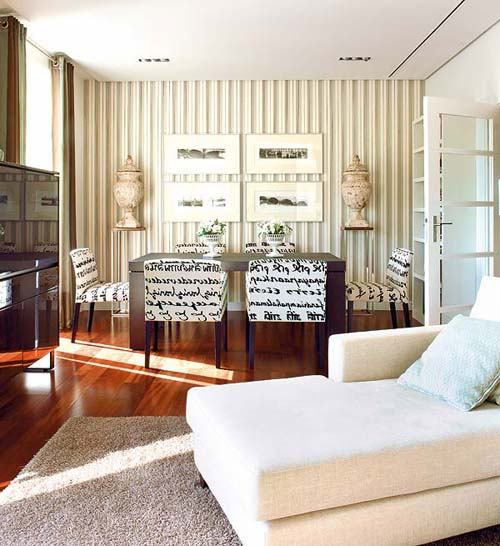 Способы визуального увеличения пространства гостиной