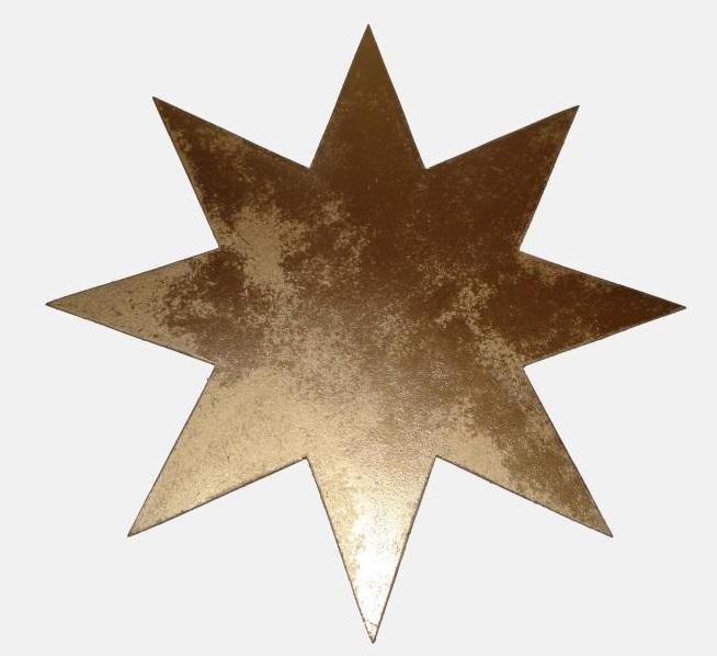 Звезда из фанеры своими руками