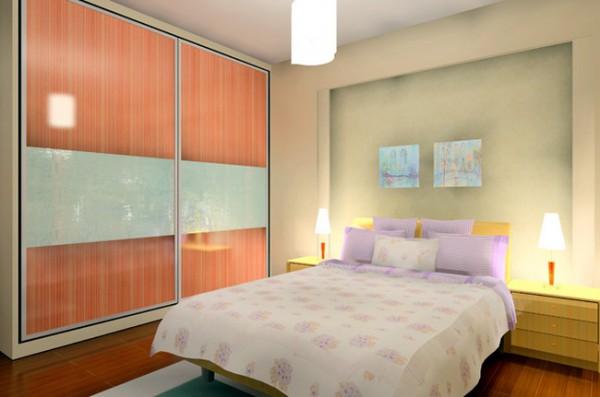 Цветовое решение спальни в хрущевке
