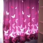 Бабочки на текстиле