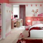Розовый цвет в интерьере