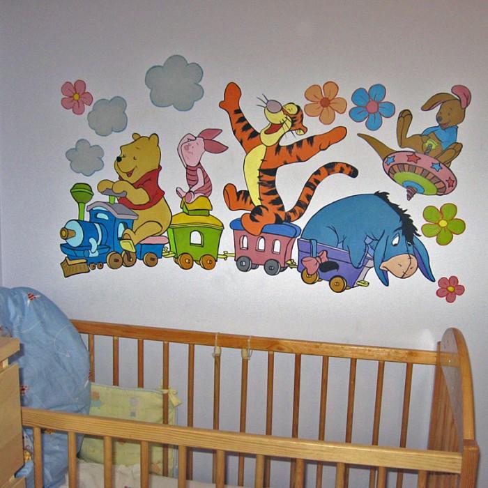 Комната для малышей своими руками