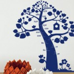 Дерево-ростомер