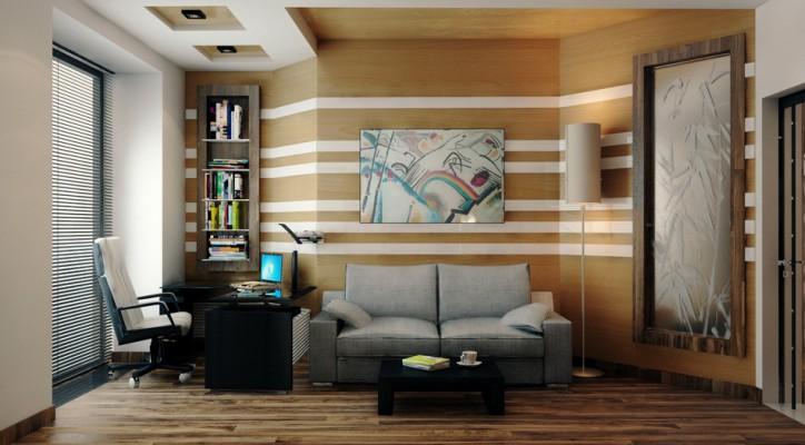 Дизайн кабинет для девушки
