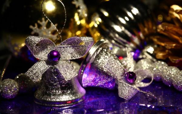 Колокольчики - важная деталь Новогоднего интерьера