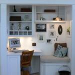 Рабочий кабинет - как зона комнаты