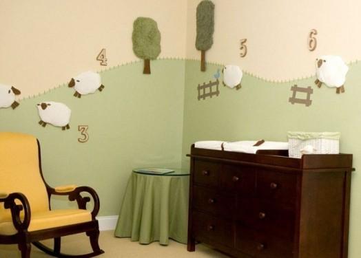 Чем можно украсить стены в комнате своими руками