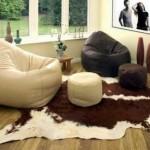 Кресло текстильное