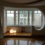 Объединяем балкон и комнату