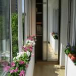 Кладовая на балконе