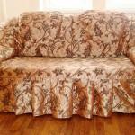 Текстиль на диванах