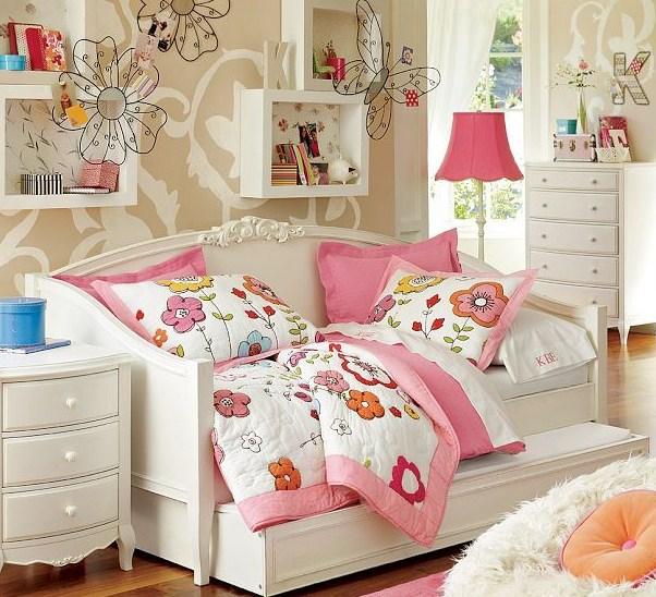 Детали комнаты принцессы