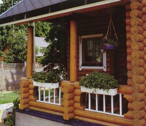 Как сделать красивый вход в дом